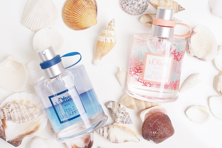 s oliver feels like summer review 2 - Parfumnieuws | s. Oliver Feels like summer
