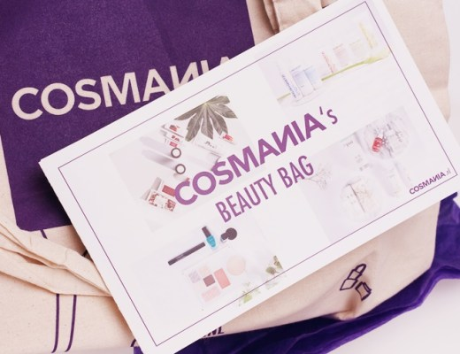 cosmania beauty bag