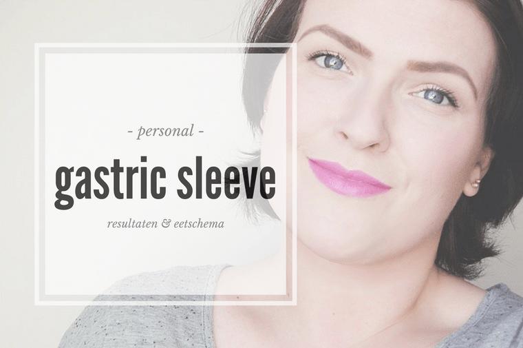 gastric sleeve blog update 1 - Personal | Officiële resultaten & eetschema