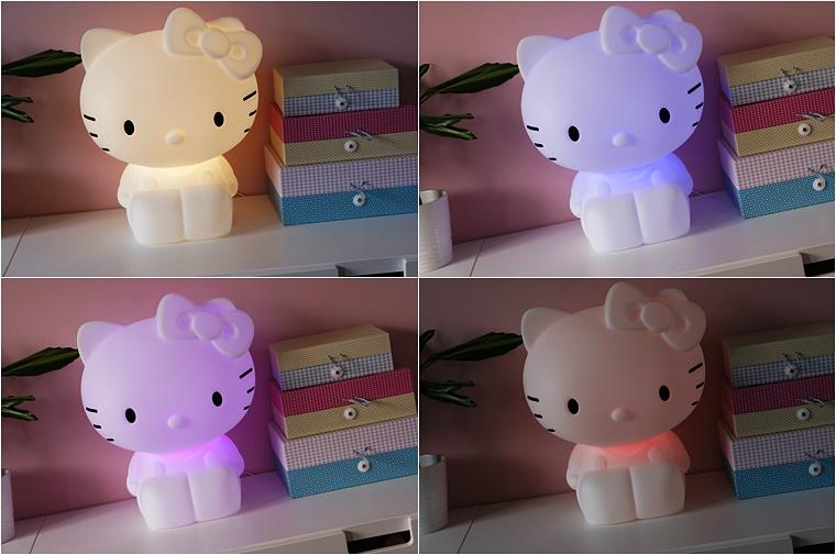 hello kitty lamp 2 - Kids Talk | Hello Kitty designlamp voor op de kinderkamer