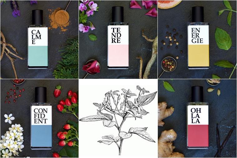 perfume lab