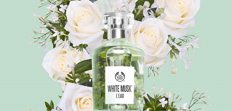 the body shop white musk leau 1 - Parfumnieuws | So fresh and so clean!