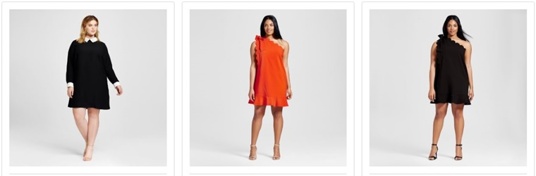 victoria beckham voor target 10 - Plussize Fashion | Victoria Beckham voor Target