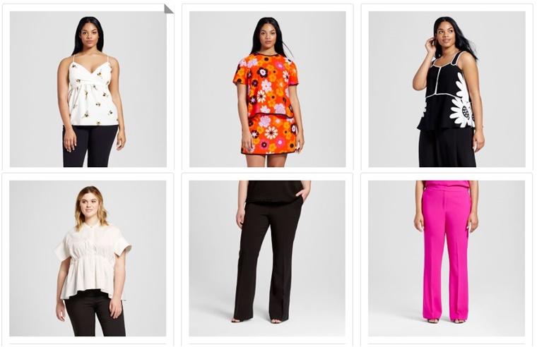 victoria beckham voor target 3 - Plussize Fashion | Victoria Beckham voor Target