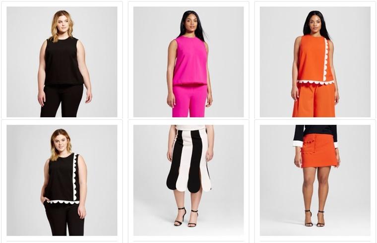 victoria beckham voor target 4 - Plussize Fashion | Victoria Beckham voor Target