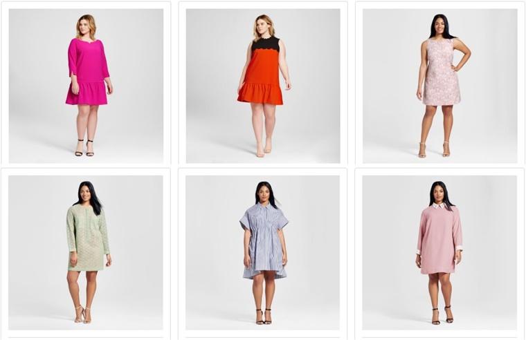 victoria beckham voor target 9 - Plussize Fashion | Victoria Beckham voor Target