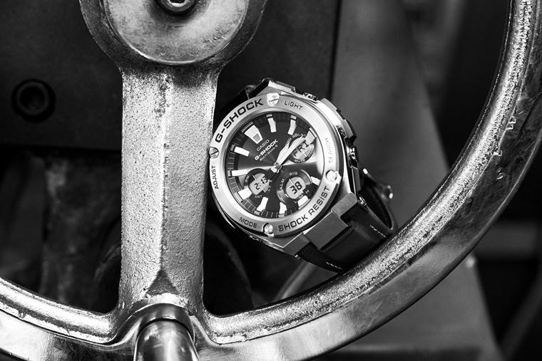 g shock g steel 2 - De comeback van het G-Shock horloge
