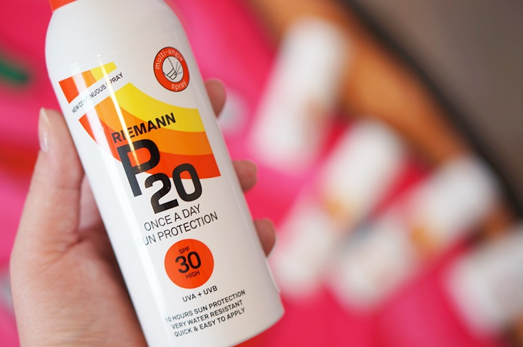 p20 zonbescherming review 2 - De hele dag beschermd tegen de zon met één keer insmeren?
