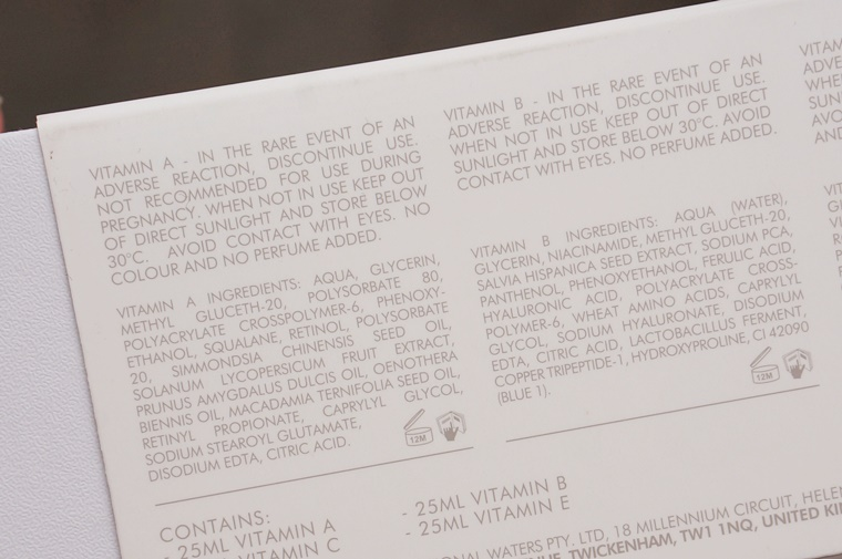 alpha h vitamin profiling 1 - Skincare | Alpha-H Vitamin Profiling Collection