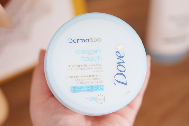 dove dermaspa oxygen touch review 2 - Quick Beauty Tip | Dove DermaSpa Oxygen Touch