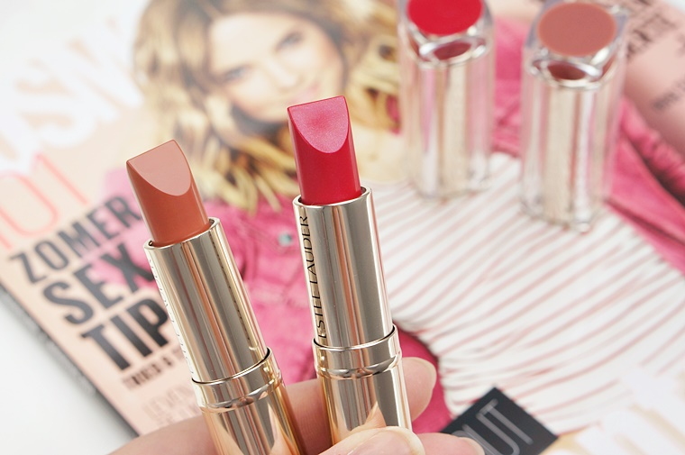 estee lauder pure color love 2 - Estée Lauder Pure Color Love lipsticks
