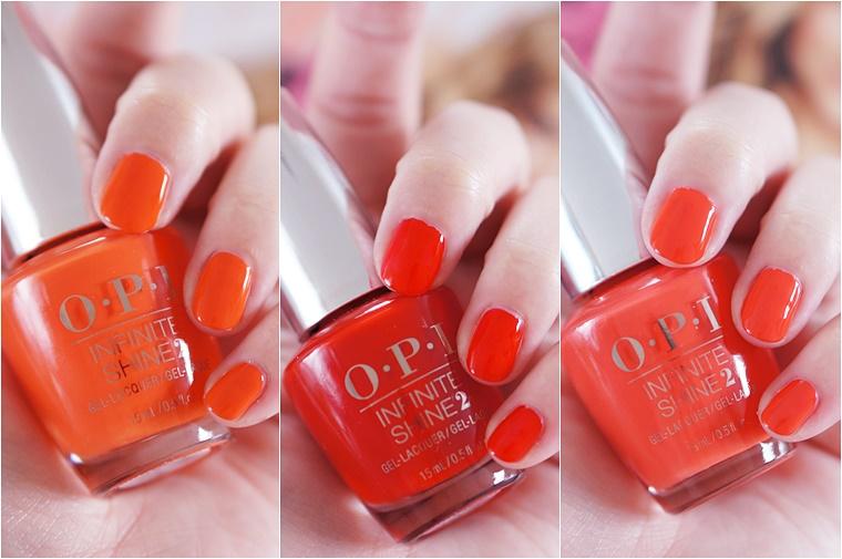 opi california dreaming summer 2017 1 - OPI California Dreaming | Pinks & Oranges