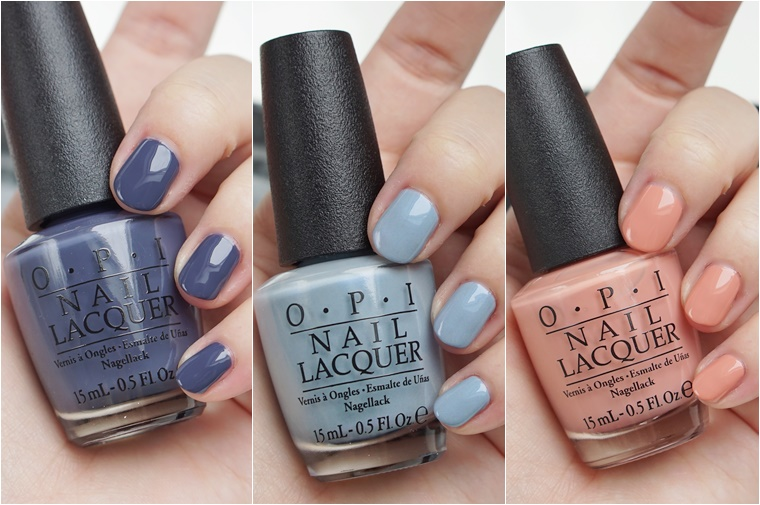 opi iceland collectie 5 - OPI Iceland collectie (herfst/winter 2017)