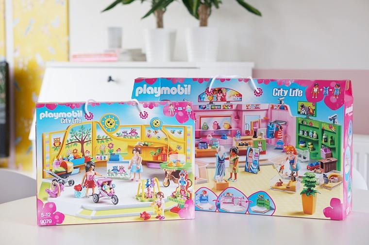 playmobil winkelgalerij 1 - Kids Talk | Bouw je eigen PLAYMOBIL winkelgalerij