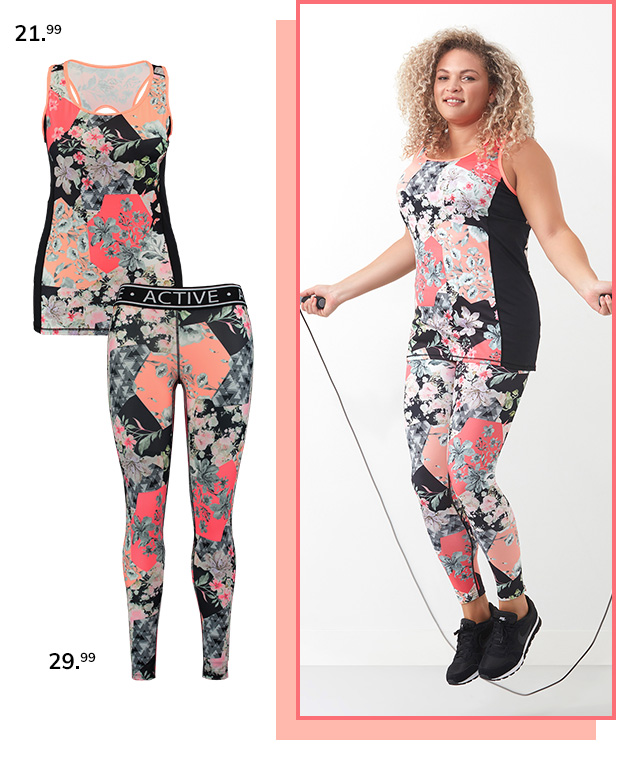 ms mode active wear 2 - Plussize Fashion | MS Mode Active Wear