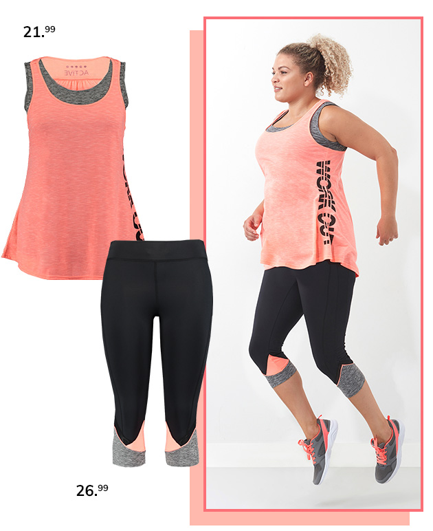 ms mode active wear 4 - Plussize Fashion | MS Mode Active Wear