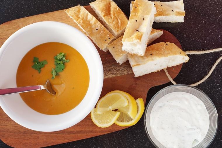 turkse linzensoep recept 1 - Recept | Turkse linzensoep (Mercimek Corbasi)