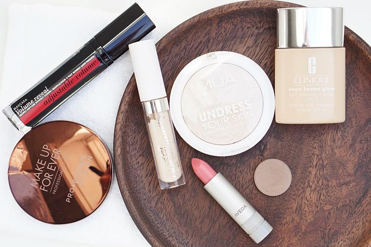 5 minute fresh make-up