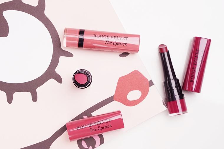 bourjois rouge velvet the lipstick review 1 - Bourjois Rouge Velvet, The Lipstick