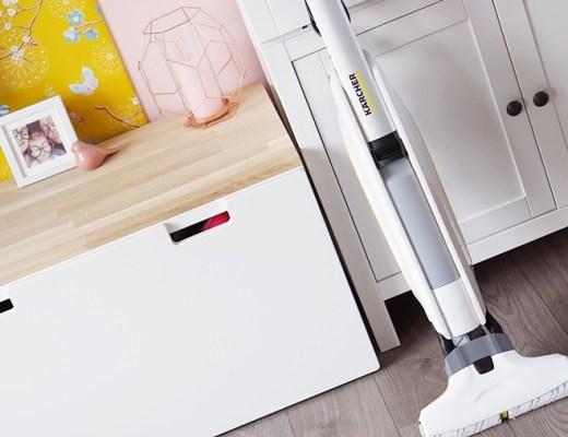 kärcher floor cleaner fc5 review ervaring