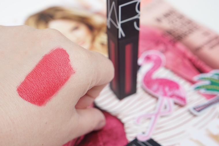 nars powermatte lip pigment get up stand up review 2 - NARS Powermatte Lip Pigment