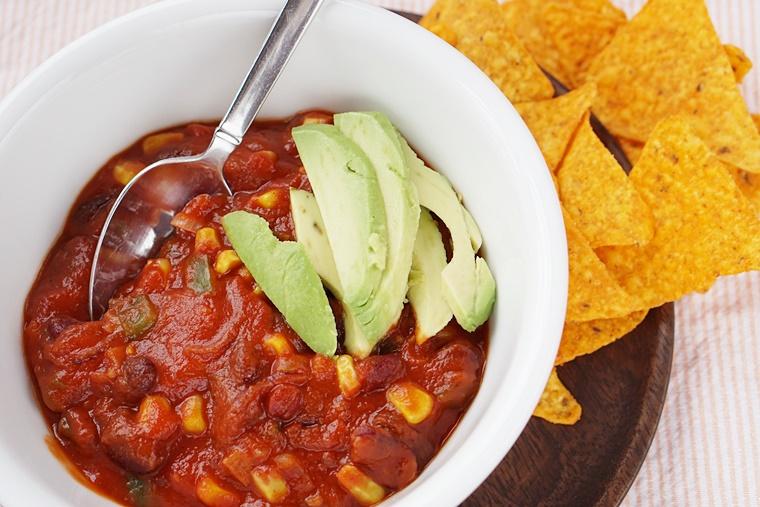 chili sin carne recept 2 - Een (no) killer chili sin carne recept