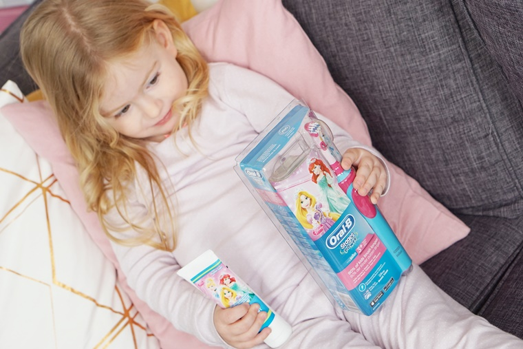 elektrische tandenborstel kind oral b 1 - Momtalk | Hoe verzorg je het gebit van je kind? (tips & tricks)