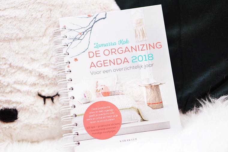 organizing agenda 2018 - Christmas Countdown | Papieren cadeautips voor het hele gezin