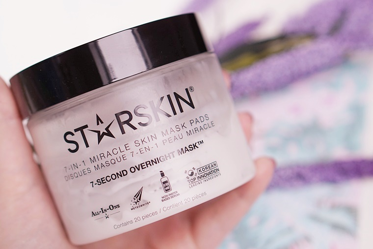 starskin 7 second overnight mask review