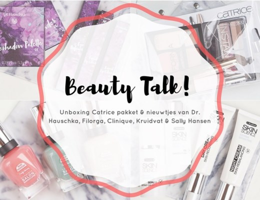 beauty talk 4 januari 2018 9 - Beauty Talk #4 | Unboxing Catrice pakketje & meer beautynieuwtjes
