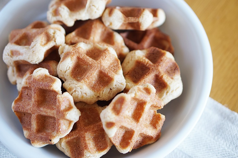 omas wafeltjes recept 3 - The Cookie Bakery | (o)ma's wafeltjes