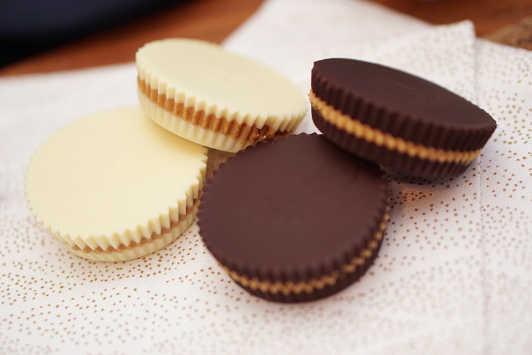 reese's peanut butter cup recept