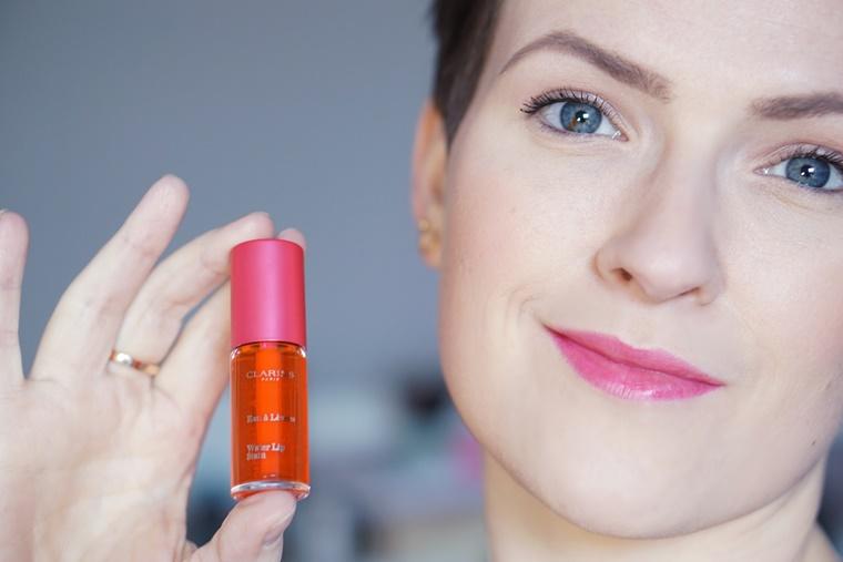 clarins water lip stain