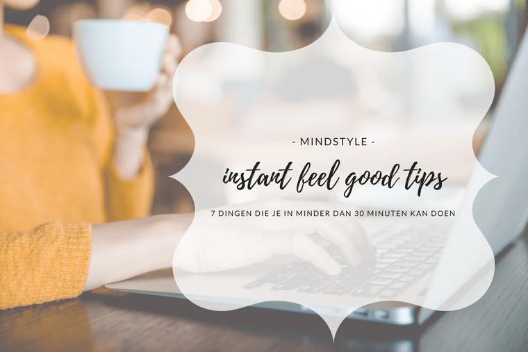 feel good tips