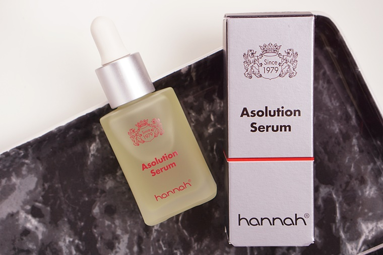 hannah asolution serum - Beauty Talk #9 | Nieuwe luxe producten ♥