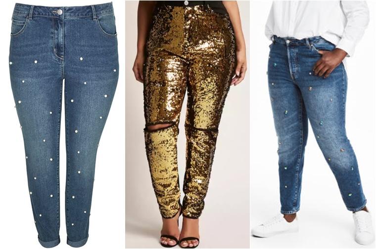 plussize jeans twist 2 - Plussize Fashion | 15 x jeans met een twist