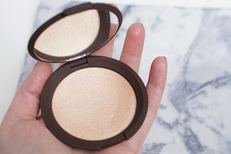 becca first light primer champagne pop highlighter 7 - BECCA First Light primer & Champagne Pop highlighter