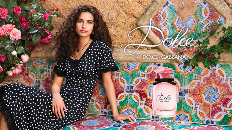 luxe parfums Dolce & Gabbana Dolce Garden