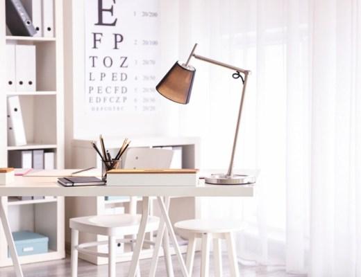 gezonde werkplek thuis tips