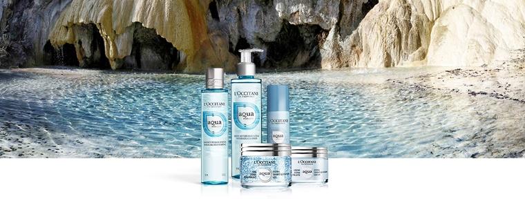 loccitane aqua reotier review 2 - L'Occitane Aqua Réotier collectie