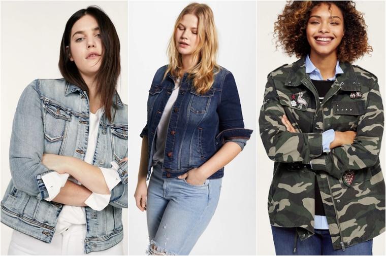 plussize spijkerjasjes 2018 1 - Fashion | De leukste spijkerjasjes voor de lente
