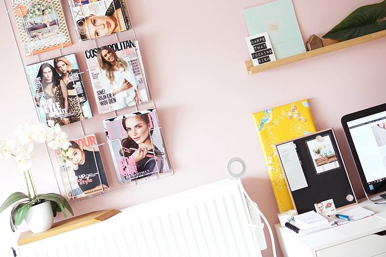 thuis kantoor interieur 4 - Interieur | Mijn Home Office #2
