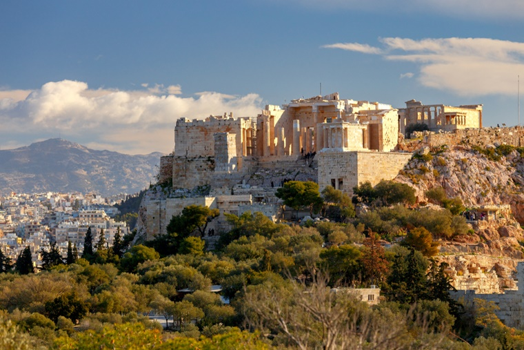 cruise griekenland 1 - Travel | Een cruise in Griekenland