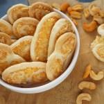 The Cookie Bakery | Knapperige kaasvlinders