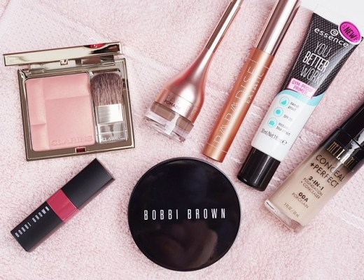 make-up voor de lente