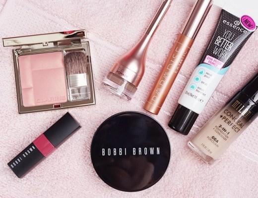 make-up voor de lente