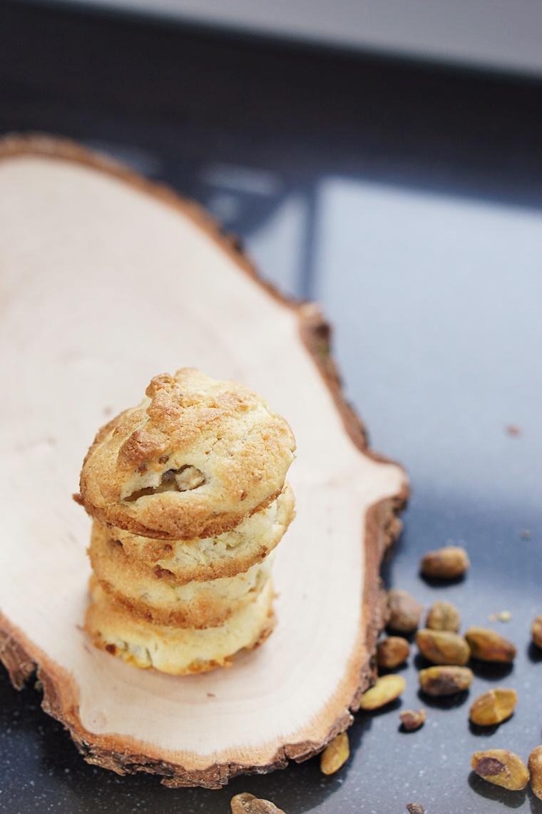 pistachekoekjes recept 1 - The Cookie Bakery | Pistachekoekjes met een twist