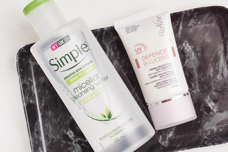 gezichtsverzorging routine droge gevoelige huid 2 - Beauty Talk #19 | Mijn huidige verzorgingsroutine