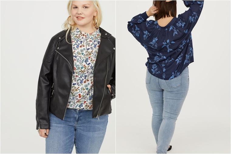 hm plus size nieuwe stijl 3 - Hoera voor de H&M Plus Size nieuwe stijl!