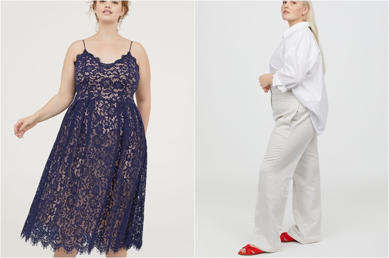 hm plus size nieuwe stijl 30 - Hoera voor de H&M Plus Size nieuwe stijl!